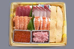 子どもと一緒にデコ手巻き寿司