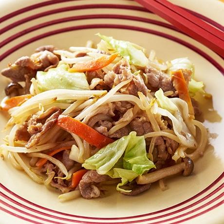 野菜 炒め レシピ 肉