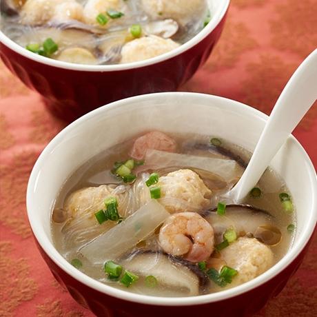 お手軽 春雨スープ