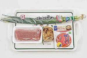 れんこんと豚肉の味噌炒め