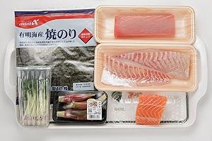 たっぷりまぐろの海鮮丼