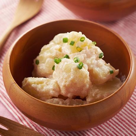 じゃが芋の明太マヨサラダ
