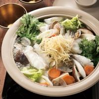 鱈のあっさり生姜鍋