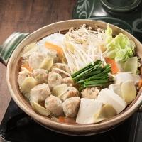 海鮮つみれの塩生姜鍋