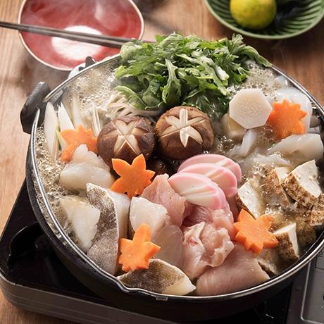 味噌の田舎鍋