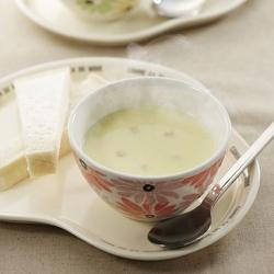 ミルクリッチなカップスープ