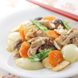 炒肉片(チャオローペン)