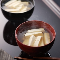豆腐の八杯汁