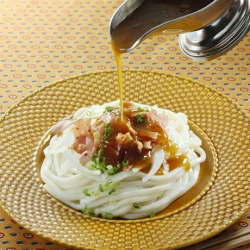 冷製カレー麺