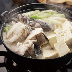 鱈(たら)の沖鍋
