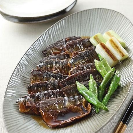 秋刀魚のかば焼き