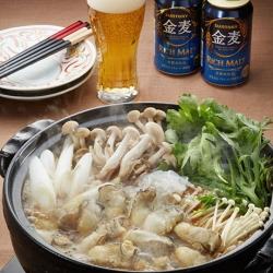 かきの味噌鍋