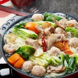 キャベツと豚肉の塩鍋