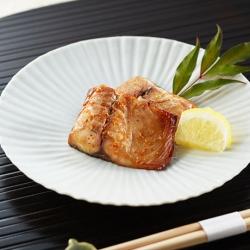 鯖の七味焼き