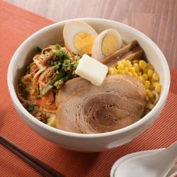 野菜味噌チャーシュー麺