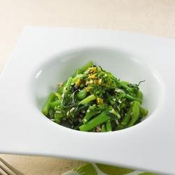 アスパラ菜の炒め物