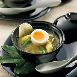 変わりカレースープ