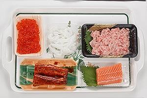 お祝い手巻き寿司