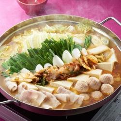 豚肉と肉団子のシャンタンキムチ鍋