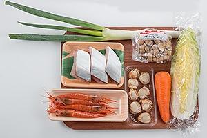 プチッと海鮮寄せ鍋