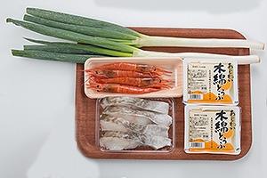 ピリ辛! しょうがの豆腐鍋