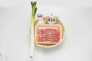豚肉のから揚げ香味ソースかけ