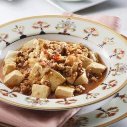 麻婆豆腐 マーボードウフ
