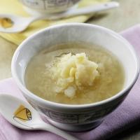 新じゃがとキャベツのスープ