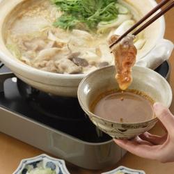 中華風しゃぶ鍋