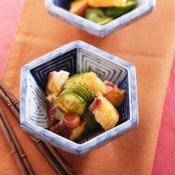 韓国風たこ酢