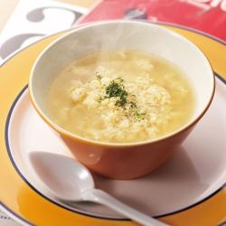 イタリア風玉子のスープ