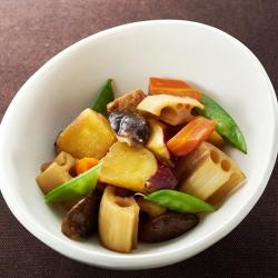 ごろごろ野菜のさっぱり煮
