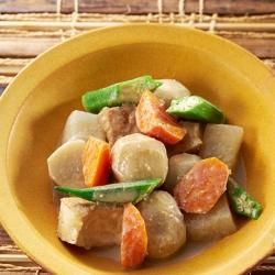 里芋のごま味噌煮