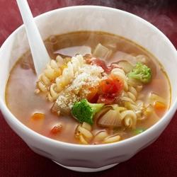 ミネストローネDE食べるスープ