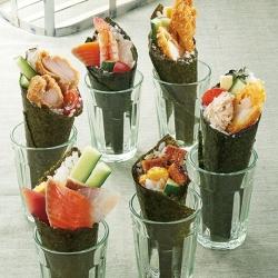 子どもと作ろう! 手巻き寿司