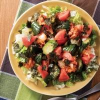 トマトの韓国風サラダ