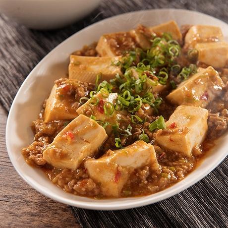 和風味噌麻婆豆腐