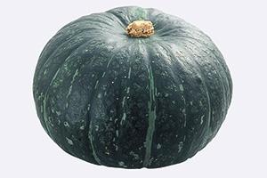まるごとかぼちゃのシーフードグラタン