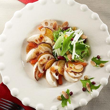 いもジェンヌのECHIGO salad