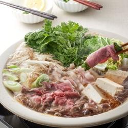野菜とお肉のしゃぶシャキ鍋