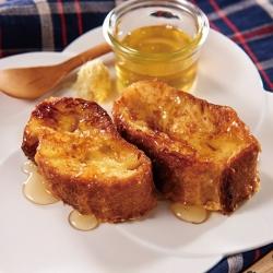 ハニー生姜のフレンチトースト