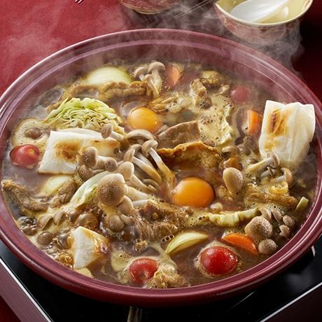 スタミナカレー鍋
