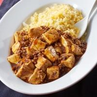 麻婆豆腐チャーハン