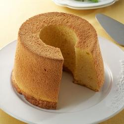 母の日 キャロットシフォンケーキ