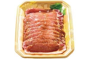 ホットプレート 生姜焼き&チャプチェ