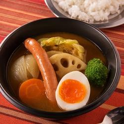 ポトフ風スープカレー