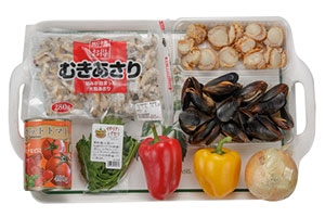 Shellfishスパイスカレー