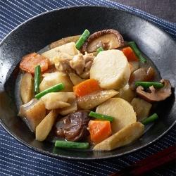 里芋と秋野菜のがめ煮