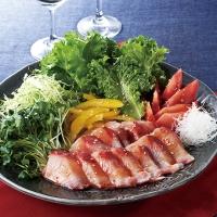 野菜と食べる ぶりのチョレギサラダ