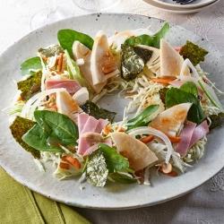 春野菜のECHIGO salad